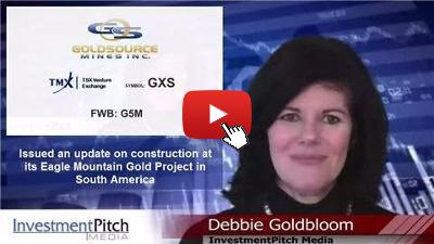 Goldsource kurz vor Produktionsstart in Guyana - Video zur News