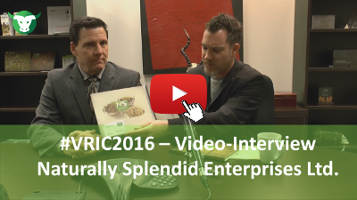 VRIC2016: Video-Interview mit Naturally Splendid Enterprises Ltd.