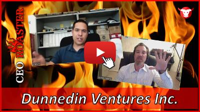 Video-Interview zur News bei Dunnedin Ventures (DVI.V)