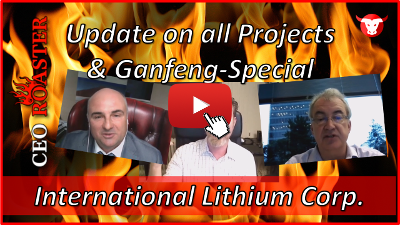 Video-Update zu International Lithium & Gangfeng Special