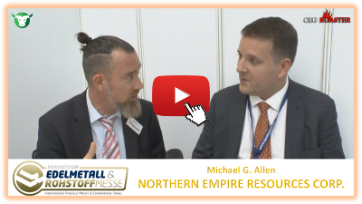 Video-Interview mit Northern Empire von der #Edelmetallmesse2017