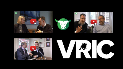 Video-Interviews VRIC 2019