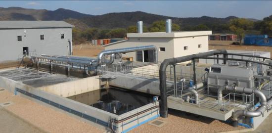 De Raj Group AG - Wasseraufbereitungsprojekt Namibia