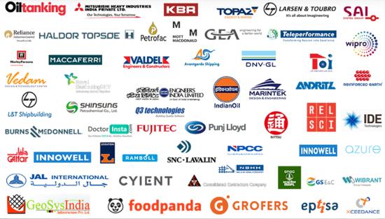 O&G Skills - Kundenportfolio